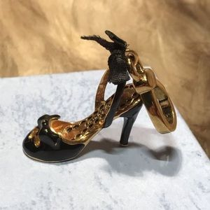 Juicy Couture High Heel Shoe Charm